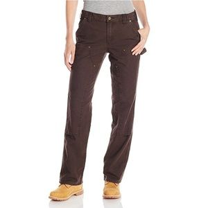 Carhartt original fit straight leg Crawford double front pant